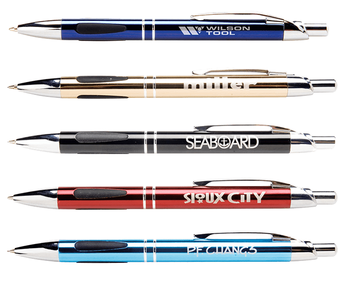 promotional products hub pens